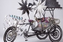 cycle therapy / bikes/ wheels / by k8 B