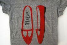 T-shirts / by Ida Jane