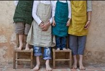 Aprons / Favorite apron patterns and ideas / by Ida Jane