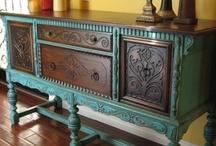 Furniture / by Heidi Bailey