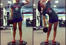 fitness / by Steph Jones