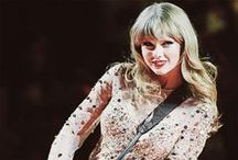 Taylor Swift / The one girl who I need to meet. Saw her in Los Angeles, California on April 16, 2010 and August 23, 2013 also in Denver, Colorado on September 27, 2011. Greatest nights of my life  / by Nicollette Shearing