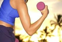 fitness / by Heidi Bailey