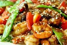Chinese Food Recipes / Chinese Recipes ~ / by Ann Harvill