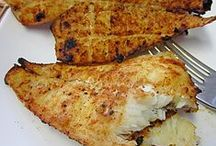 Seafood Recipes /               Seafood and Fish Recipes ~Baked~Fried~ Broiled~ Grilled / by Ann Harvill