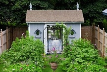 Gardens: Decor / by Angela Super