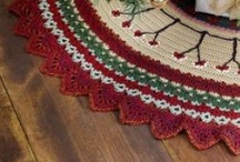 Christmas Tree Skirts / by MerryStockings