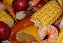 Recipes: Dinner, Fish & Seafood / by Angela Super