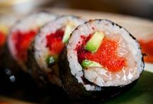 Rice & Co / Rice & Co is a premier sushi and Asian fusion dining destination at Luxor. / by Luxor Las Vegas