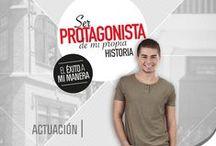 LIC. EN ACTUACIÓN / Licenciatura impartida en el Campus Vértiz