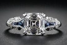 Diamond.....Rings / by Lou Ann Brown