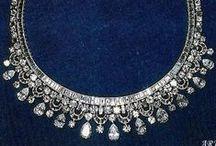 Diamond.....Necklaces / by Lou Ann Brown