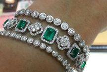 Diamond.....Bracelets / by Lou Ann Brown