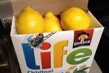 When life hands you lemons...