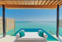Maldives / Whether you choose the Maldives to live out your Robinson Crusoe fantasy, or as a welcome antidote to a hectic modern life, it has to be one of the most beautiful, peaceful and romantic places on earth. Call us on 020 7751 0880 to book your Maldives escape today.