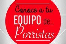 Porristas #UDL / Dedicación, vigor, tenacidad y agilidad, así son l@s #PorristasUDL
