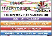 Día de Muertos UDL / Eventos y concursos del Día de Muertos UDL