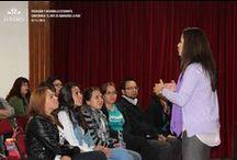 """Conferencia """"El arte de amargarse la vida"""" / El Departamento de Psicología y Desarrollo Estudiantil con apoyo del IDAPSI ofreció a los alumnos esta interesante conferencia."""