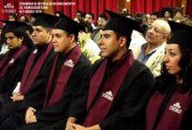 Ceremonias de Entrega de Diplomas  / Aquí encontrarás todas las galerías fotográficas de entregas  de diplomas de todas las licenciaturas de la Universidad de Londres.