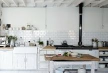 Decor: Kitchens / The most social room in the house... / by Angela Super