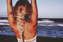 SUMMER H A I R <3 / Long hair, braids and everything summertime flawless. / by Randi's Candi