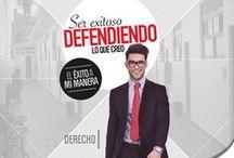 LIC. EN DERECHO / Licenciatura impartida en el Campus Querétaro.