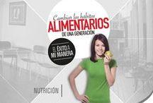 LIC. EN NUTRICIÓN / Licenciatura impartida en el Campus Orizaba