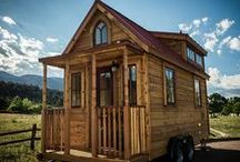 Decor: Tiny House / by Angela Super