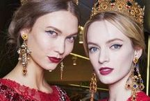 Jewels + Gems / WIN $1,200 in ACCESSORIES EVERY MONTH! We're pinning with our friends at Allure Magazine! This season we're inspired by jewel tones. Think ruby gowns, sapphire accessories, emerald hued make-up and touches of cobalt.  Repin the looks you love and enter for a chance to win: http://rtr.cm/1J488oK / by Rent the Runway