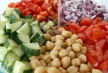 Soup-er Salads! / by Lindsey Dresen Schoenemann