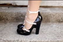 Shoes on shoes on shoes / Shoes I love, need, and want
