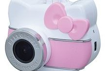 Hello kitty car goods / This board is a Hello Kitty car goods board. You can purchase from Seiwa Co., Ltd. in Japan.