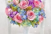 Imagine the beauty of flowers / centerpieces bouquets weddings flowers