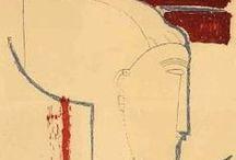 Amedeo Modigliani drawings