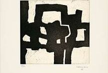 Eduardo Chillida engravings