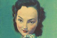 Liu Ye paintings