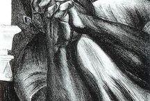José Clemente Orozco drawings