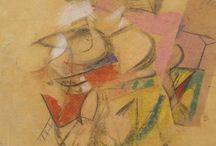 Willem de Kooning drawings