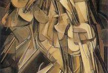 Marcel Duchamp paintings