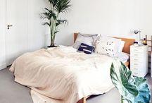 Chambres/Bedrooms / Décoration de chambres et studio