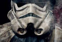 Star Wars / The greatest images and artworks of the Star Wars saga