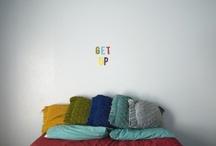 bedrooms / by Kelly McCaleb