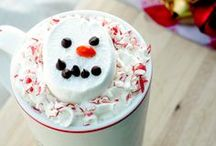 Christmas  Food / Candy Cane, Red Velvet, Egg Nog...if it's Christmas, it's here.  Desserts, recipes and other whimsical touches for the most magical time of the year. / by Shay Shull
