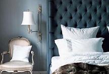 Decor: Bedrooms / by Caro C