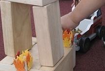 Preschool Block and Construction