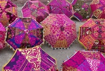 Colours of Morocco and India