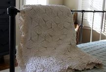 Vintage Bedding / Chenille Bedspreads, Feed Sack Quilts, Duvet Covers, Bed Linens and Throws