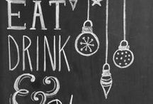 Eat, drink, and be merry!