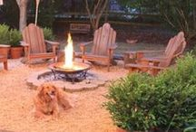 backyard ideas / by The Rich Life (on a budget)