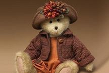 My Plush Boyds Bear Collection